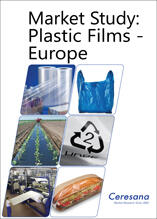 Flexible, Firm, and Light as a Feather: Ceresana Study on the European Market for Plastic Films