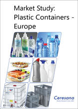 PET on the Rise: Ceresana Analyzes the European Market for Rigid Plastic Containers
