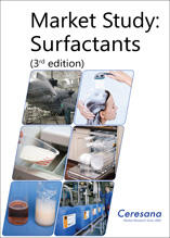 Clean Figures: New Ceresana Report on the Global Market for Surfactants